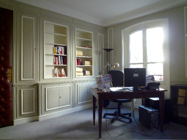 cabinet d 39 avocats paris place victor hugo studiom building. Black Bedroom Furniture Sets. Home Design Ideas