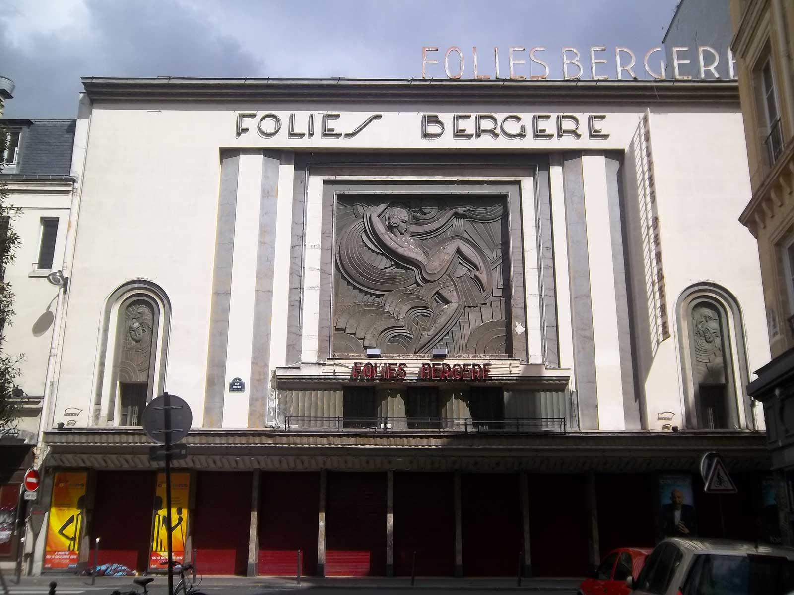 Appartement Folies Berg 232 Res Paris Studiom Building