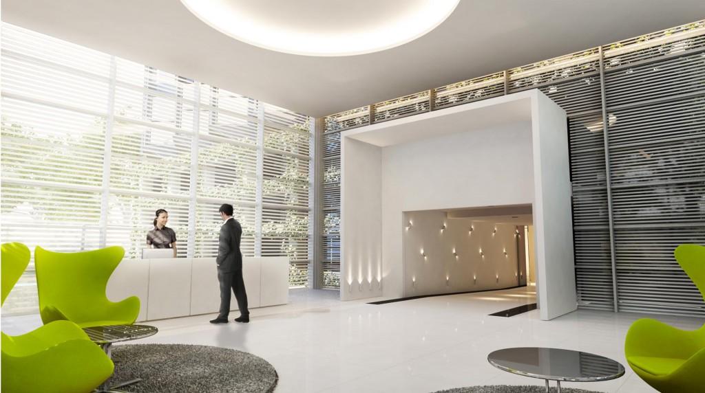 immeuble bureaux nanterre studiom building. Black Bedroom Furniture Sets. Home Design Ideas